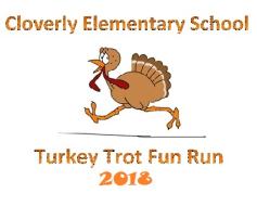 Cloverly E.S Turkey Trot Fun Run & Health Fair 2018