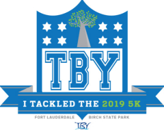 "TBY ""I TACKLED THE 2019 5K"" Walk/Run"