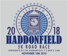 37th Annual Haddonfield 5K Road Race