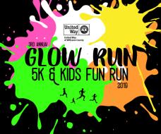 United Way Glow Run