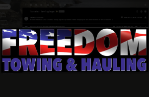 Freedom Towing & Hauling