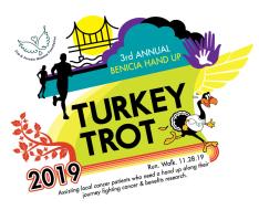 Benicia Hand Up Turkey Trot
