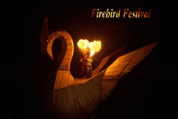 "Flight of the Phoenix ""Firebird 5k"" and 1 mile sprint"