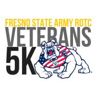 Fresno State Army ROTC Veterans 5K