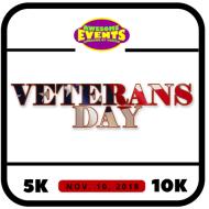 McCandless Ford - Veterans Day 5k / 10K