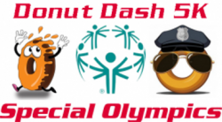 6th Annual Loganville Police Department Donut Dash 5K Run/Walk & 1M