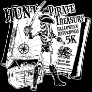 Halloween Happenings: Hunt for Pirate Treasure 5K/2K