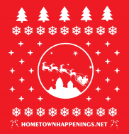 Santa Run, Walk & Ride | Hometown Happenings