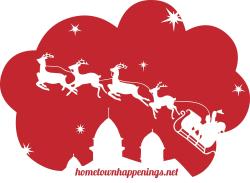 Santa Run, Walk & Ride | Hometown Happenings