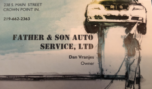 Father and Son Auto Service