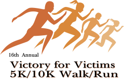 Victory for Victims 5K/10K , Kids Fun Run & AKC 1-Mile Friendly Dog Walk