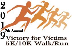 Victory for Victims 5K/10K , Kids Fun Run & AKC 1-Mile Friendly Dog Walk