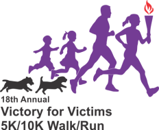 Victory for Victims 5K/10K , Kids Fun Run & 1-Mile Friendly Dog Walk