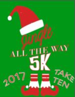 Jingle All The Way 5K and Fun Run