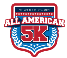 **CANCELLED FOR 2018 - Suwanee Kiwanis All American 5k