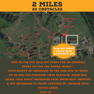 PursueLocal Family Farm Obstacle Series