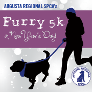 Furry 5K On New Years Day - Fun Run and Walk