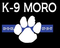 K9 Moro Memorial 5K Run/Walk