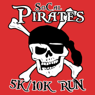 SoCal's Pirate's 5k/10k Run/Walk
