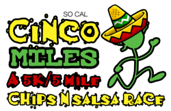 Cinco De Miles 5K and 5 Miles