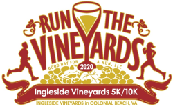 Run the Vineyards - Ingleside Vineyards 5K/10K