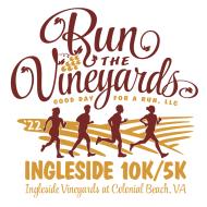 Run the Vineyards - Ingleside Vineyards 5K/10K