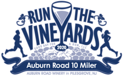 Run the Vineyards - Auburn Road 10 Miler