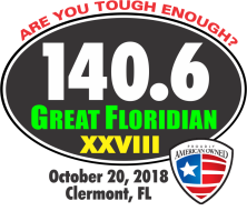 2018 Great Floridian Triathlon