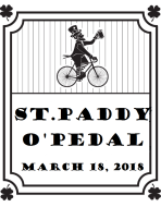 St Paddy O'Pedal Ride To Conquer Childhood Cancer 2018