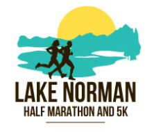 Lake Norman Half Marathon and 5K Logo