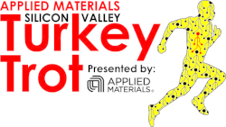 Applied Materials Silicon Valley Turkey Trot 2018