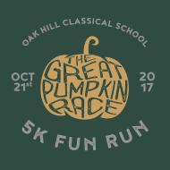 2nd Annual Great Pumpkin Race 5k