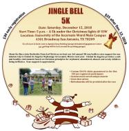 City of Angels Jingle Bell 5K