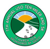 USO Ten Miler