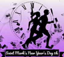 St Mark's New Years Day 5K