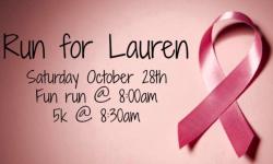 Love for Lauren 5K