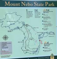 Mount Nebo Bench Trail Run