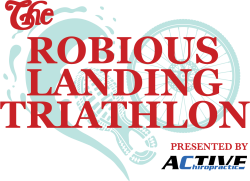 Robious Landing Triathlon presented by Active Chiropractic