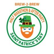 Brew-2-Brew St. Patrick's Day Half Marathon in Vero Beach