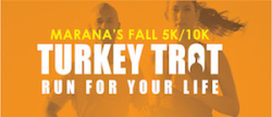 Marana Turkey Trot 5k and 10k