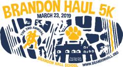 The  2nd Annual Brandon Haul 5K