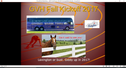 GVH XC Club Nationals 2017 Bus Signup