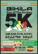 Bikila Run of the Rockies 5K
