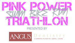 Pink Power Triathlon presented by Angus Dentistry