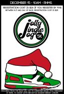 Richmond Hill Middle School's 5k Jolly Jingle Jog