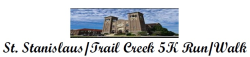 St. Stan's /Trail Creek 5K Run & Walk