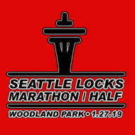 Seattle Locks Marathon/Half Marathon