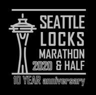 Seattle Locks Marathon/Half Marathon