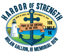 Harbor of Strength: Nolan Gallion III Memorial Run