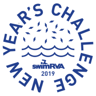 SwimRVA New Year's Challenge 2019!